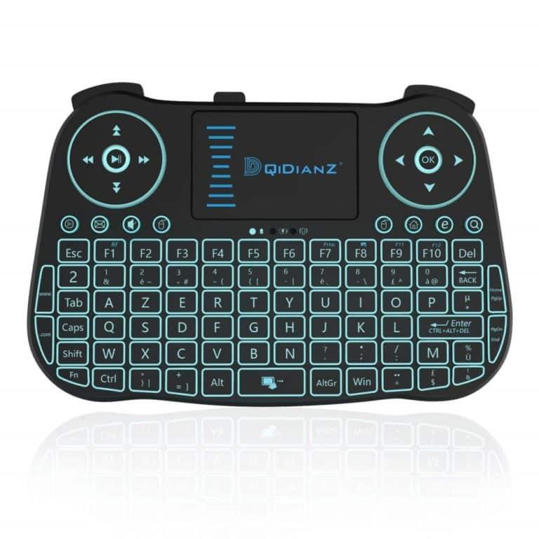 Multimedia Bluetooth Keyboard