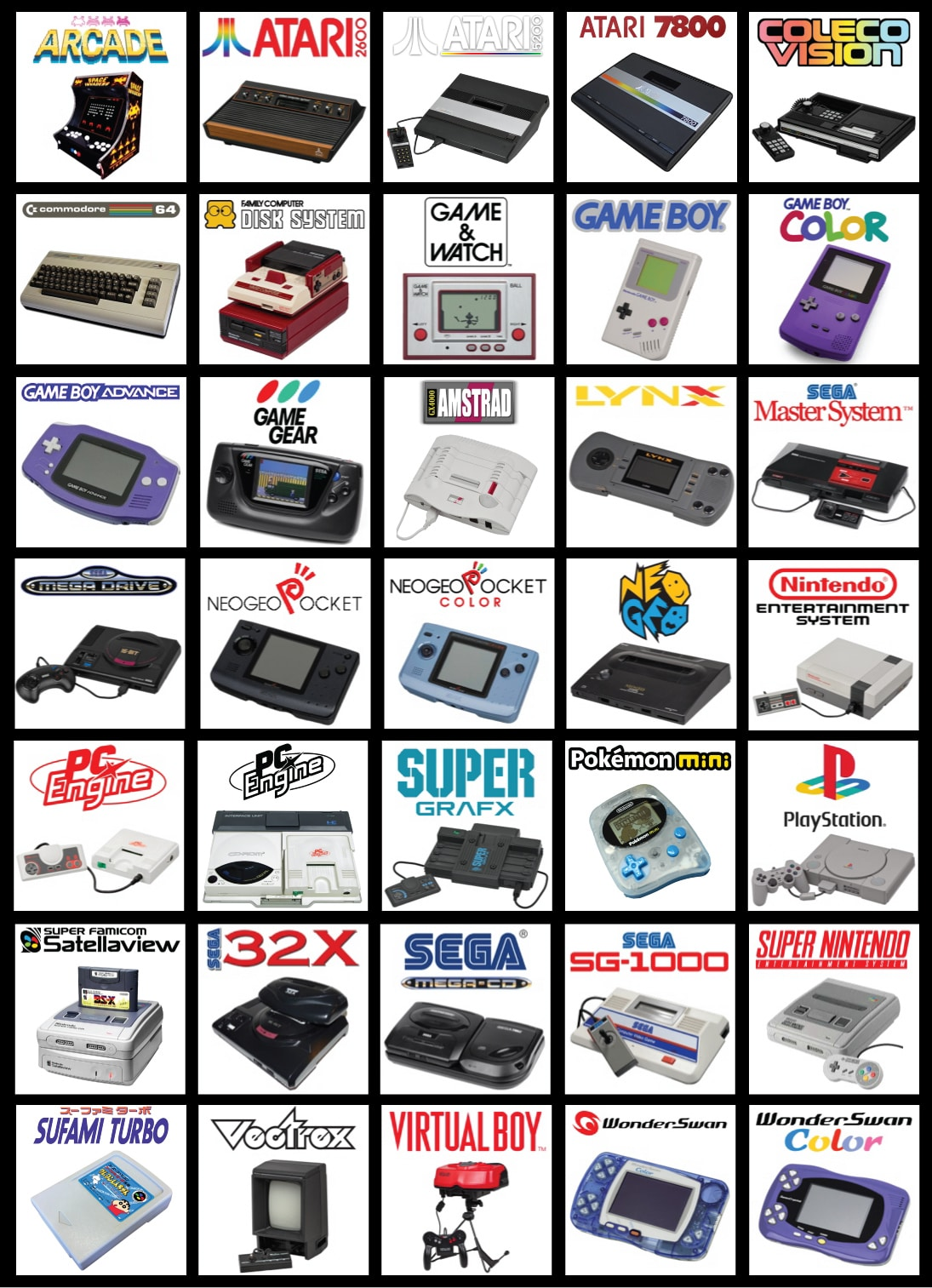 22000 Games List Super Pi 64Gb