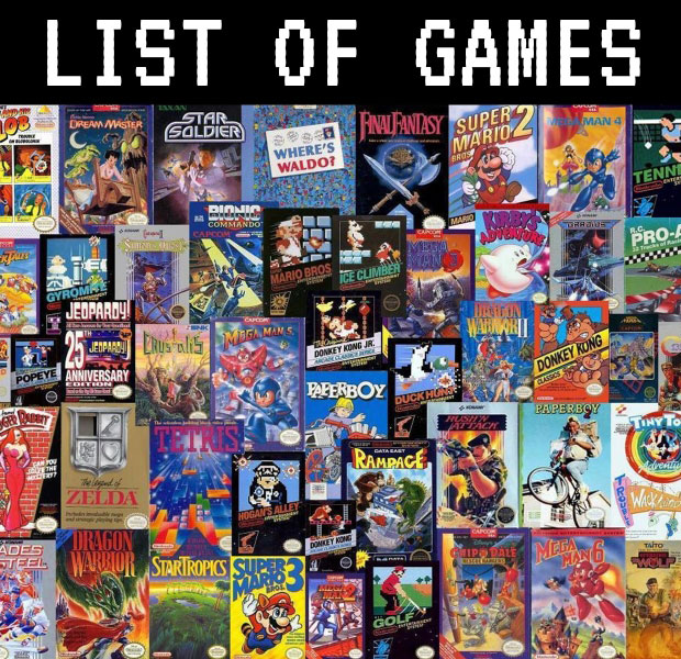 list-of-games