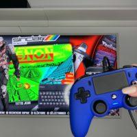 boutiqueretrogaming console retro gaming recalbox retrobox2to batocera prete jouer neuve 56000 jeux Manette PS4 Sinclaire Console 200x200 - Medias